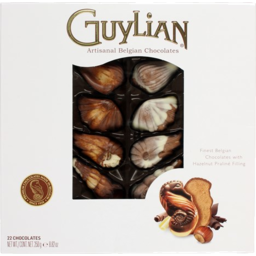 Photo of Guylian Sea Shells 250g Box