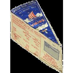 Photo of The Dairy Viking Denmark Danish Blue Cheese 100gm