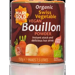 Photo of Marigold Stock - Swiss Vegetable Bouillon Powder (Vegan)
