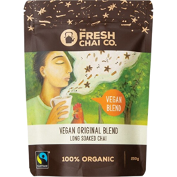 Photo of The Fresh Chai Co - Vegan Blend - 250g