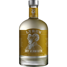 Photo of Lyre's Dry Vermouth 700ml
