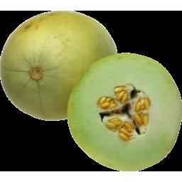 Photo of Honeydew Melon half