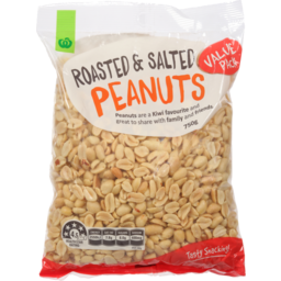 Photo of WW Roasted & Salted Peanuts 750g