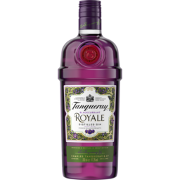 Photo of Tanqueray Blackcurrant Royale Gin