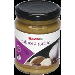 Photo of Spar Garlic Minced 250gm^