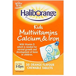 Photo of 7 Seas Haliborange Multi-Vitamin
