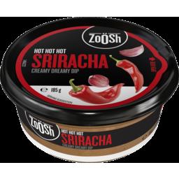 Photo of Zoosh Dip 185gm Sriracha