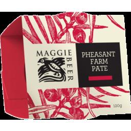 Photo of Maggie Beer Pheasant Farm Pate 120g