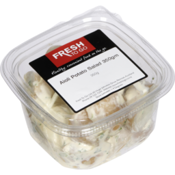 Photo of Fresh To Go Aioli Potato Salad 350g