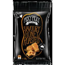 Photo of Picky Picky Peanuts Honey Roasted 200gm