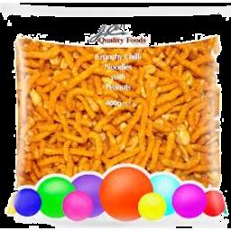 Photo of Crunchy Chilli Noodles W Peanuts