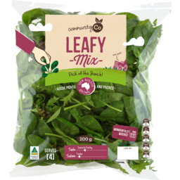Photo of Community Co Leafy Mix 200g
