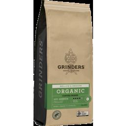 Photo of Grinders Organic Bean 1kg
