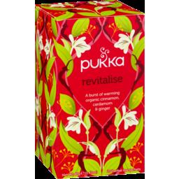 Photo of Pukka - Revitalise - 20 Tea Bags - 40gm
