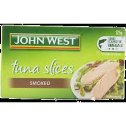 Photo of John West Tuna Slices Smoked 125g