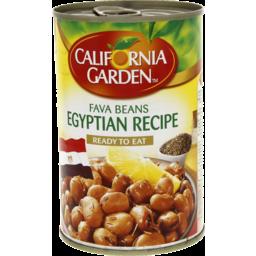 Photo of California G. Fava Beans Egyptian 450g