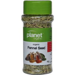 Photo of Planet Organic - Fennel Seeds - 40g