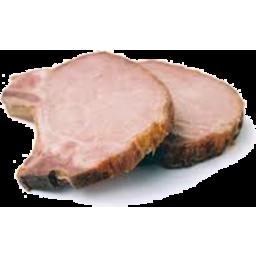 Photo of Smoked Pork Chop