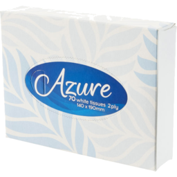Photo of Select Facial Tissues Travel Pack 2 Ply 70 Pack