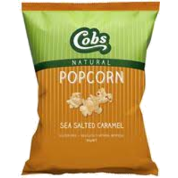 Photo of Cobs Salted Caramel Popcorn 100g