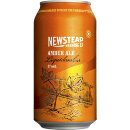 Photo of Newstead Amber Ale Cans