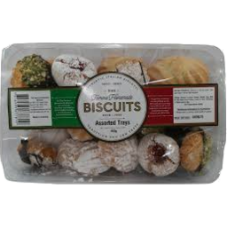 Photo of Famous Homemade Biscuits Asst Tray 300g