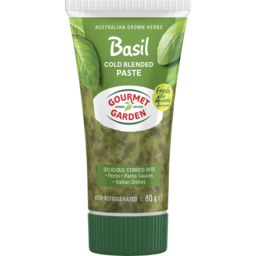 Photo of Gourmet Garden Basil Paste 80gm