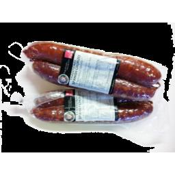 Photo of Spanish Chorizo Curado 2pk