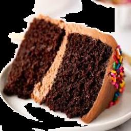 Photo of 2.5 Round Choc Cake