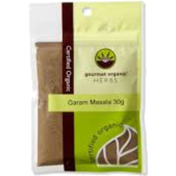 Photo of Gourmet Organic Herbs Spice Garam Masala Org 30gm