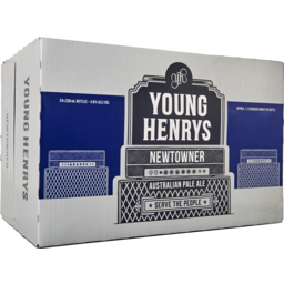Photo of Young Henrys Newtowner Ale Stubbies