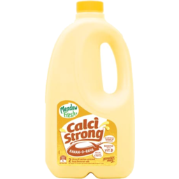 Photo of Meadow Fresh Flavoured Milk Calci Strong Banana 2L