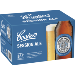 Photo of Coopers Session Ale Stubbie Case