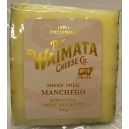 Photo of Waimata Sheep Manchego 110g