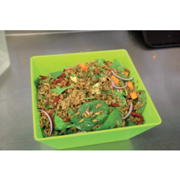 Photo of Salad Brown Rice & Roast Pumpkin