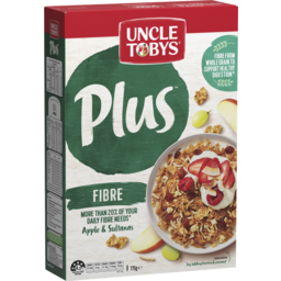 Photo of Uncle Tobys Plus Fibre Breakfast Cereal 775g