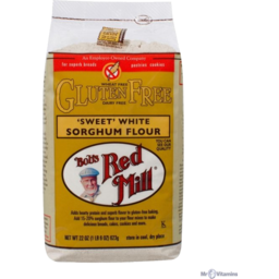 Photo of Bob's Red Mill - White Sorghum Flour - 623g