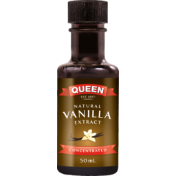 Photo of Queen Vanilla Extract Natural Concentrate 50ml