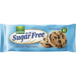 Photo of Gullon Sugar Free Chocolate Chip Biscuits 125g