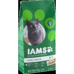 Photo of Iams Proactive Health Healthy Senior Dry Cat Food 3.5 Pounds