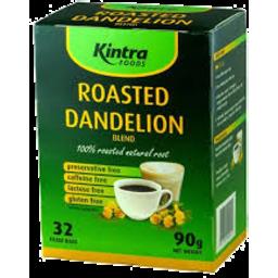 Photo of Kintra Roast Dandelion Teabags 90gm