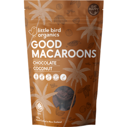Photo of Littlebird Macaroons Chocolate 125g