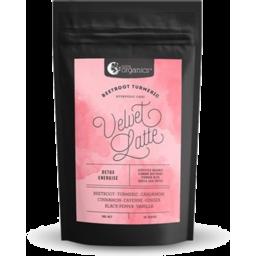 Photo of Nutra Organics - Velvet Latte - 90g