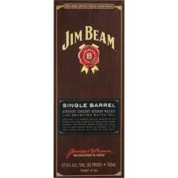 Photo of Jim Beam Single Barrel