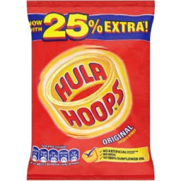 Photo of Hula Hoops Original 34g