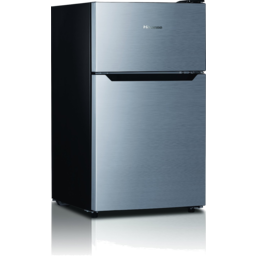 Photo of Hisense 3.3cu Fridge - Stainless