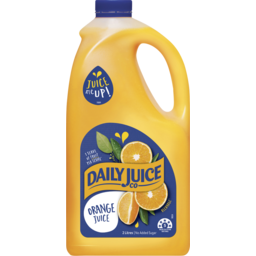 Photo of Daily Juice Orange Juice 2l