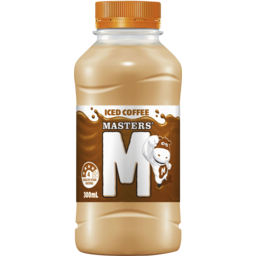 Photo of Masters Iced Coffee 300ml Bottle