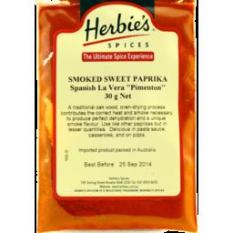 Photo of Smoked Sweet Paprika 30g