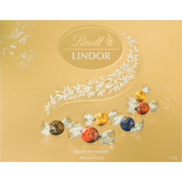 Photo of Lindt Lindor Assorted Gift Box 235g